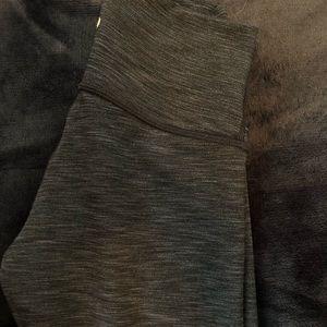 Size 4 Lululemon dark grey leggings